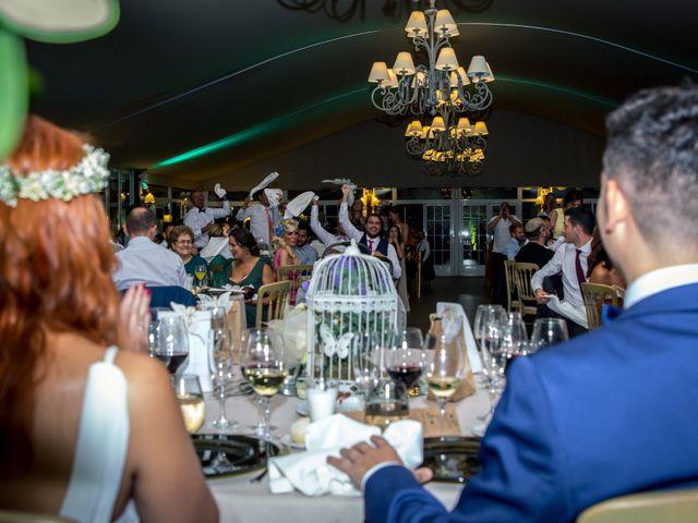 La boda de Javi y Patri en Madrid, Madrid 75