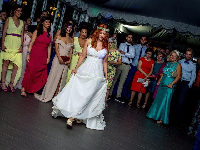 La boda de Javi y Patri en Madrid, Madrid 78