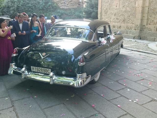 La boda de Danny y Jésica en Segovia, Segovia 1