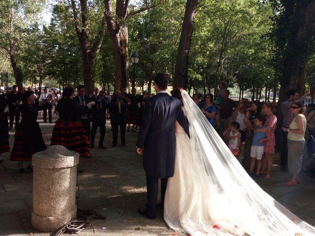 La boda de Danny y Jésica en Segovia, Segovia 3