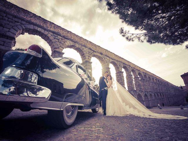 La boda de Danny y Jésica en Segovia, Segovia 6