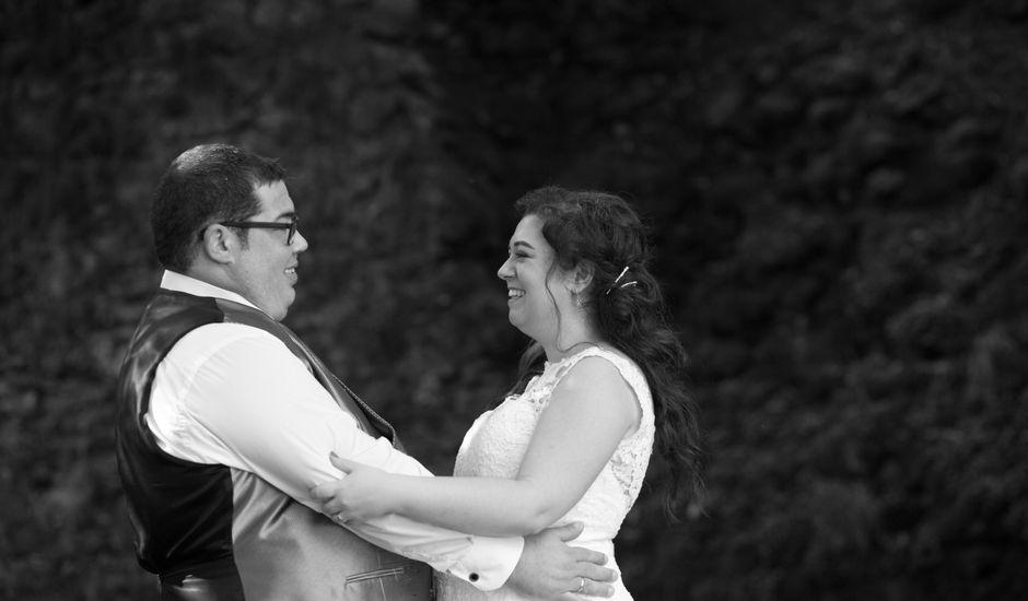 La boda de David y Sonia en Castejon, Navarra