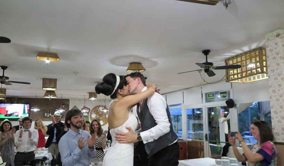 La boda de Sarah y Ryan en Barcelona, Barcelona