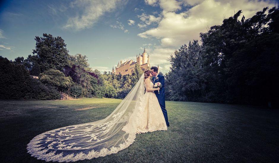 La boda de Danny y Jésica en Segovia, Segovia
