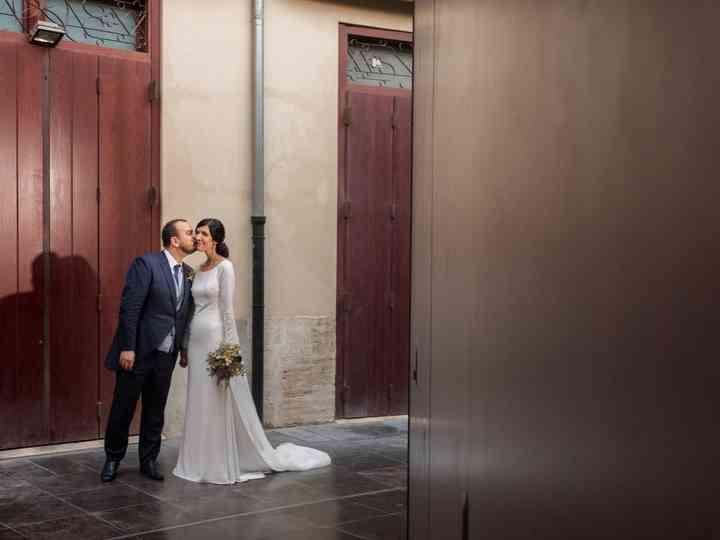 La boda de Bárbara y Javier