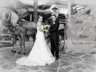 La boda de Ana y Pedro 1