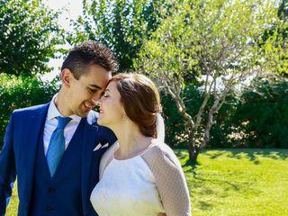 La boda de Macarena y Alberto