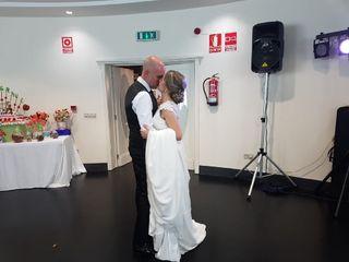 La boda de sonia y Raul