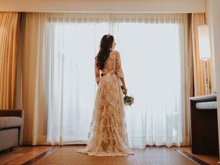 La boda de Claudia y Antonio