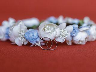 La boda de Mavi y Ale 1