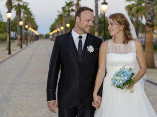 La boda de Mavi y Ale