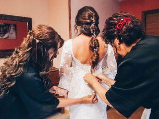 La boda de Lorena y Edu 2
