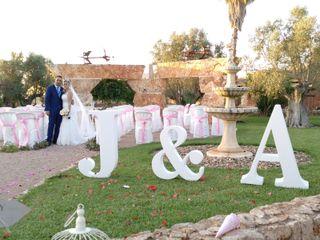 La boda de anabel y Juanca