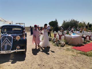La boda de Marta y Chris 1