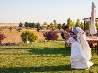 La boda de Marta y Chris