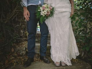La boda de Marta y Ramon