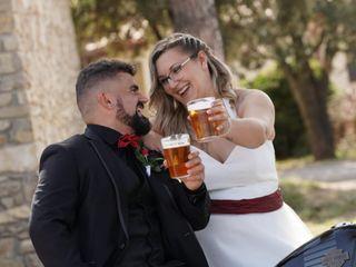 La boda de Toni y Alexandra