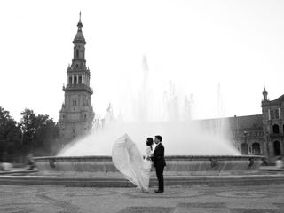 La boda de Vero y Juli