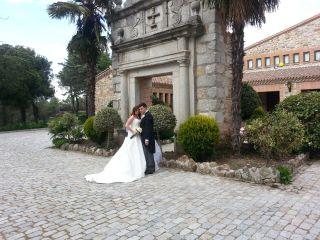 La boda de Borja y Rebeca
