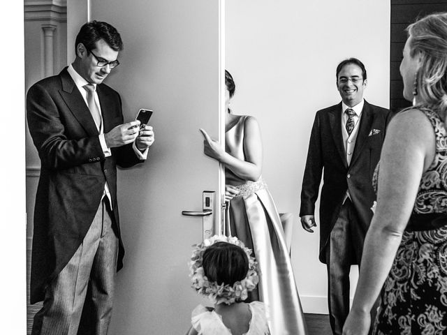 La boda de Javier y Bárbara en Vilamarxant, Valencia 15