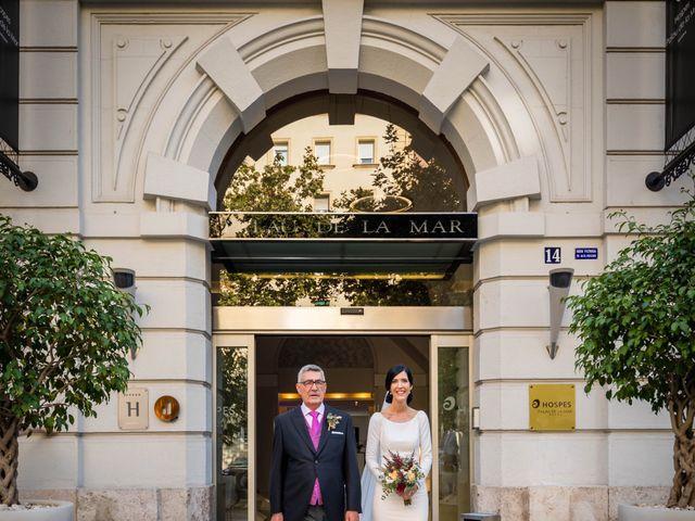 La boda de Javier y Bárbara en Vilamarxant, Valencia 19
