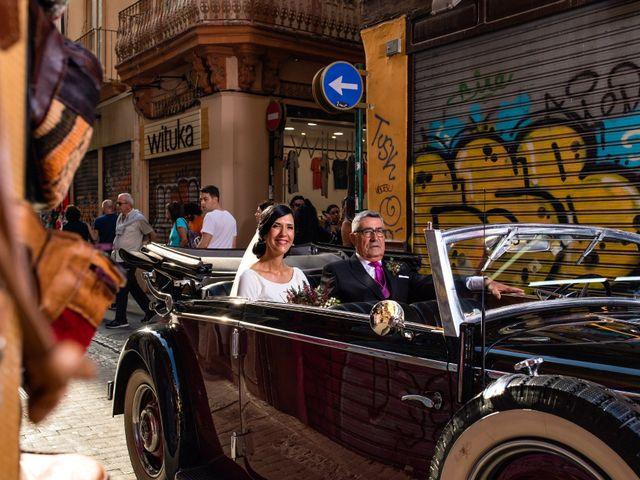 La boda de Javier y Bárbara en Vilamarxant, Valencia 20