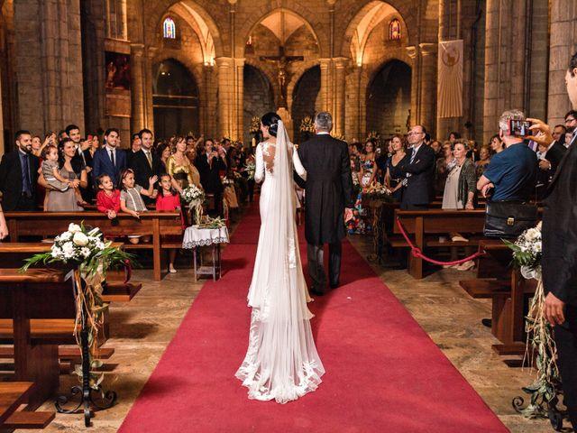 La boda de Javier y Bárbara en Vilamarxant, Valencia 23