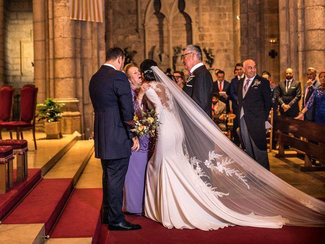 La boda de Javier y Bárbara en Vilamarxant, Valencia 24