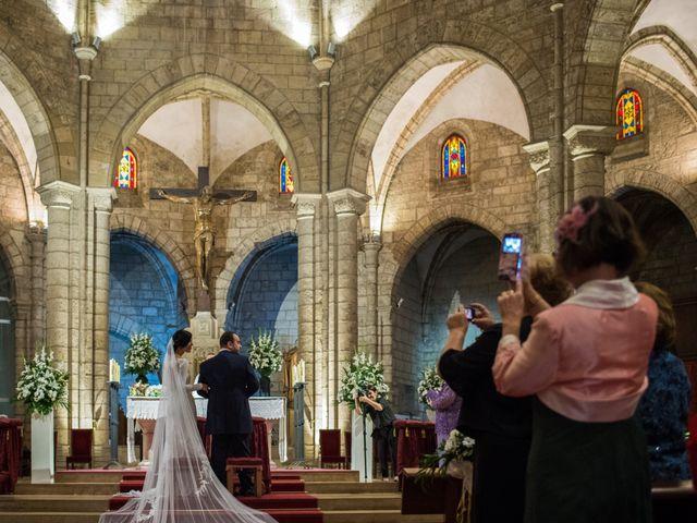 La boda de Javier y Bárbara en Vilamarxant, Valencia 25