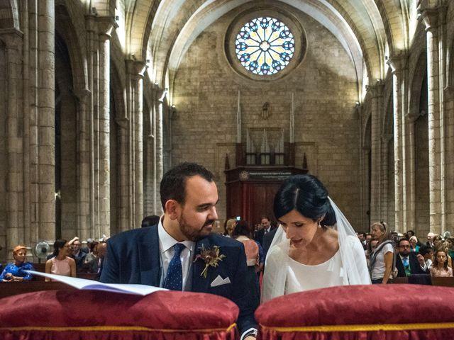 La boda de Javier y Bárbara en Vilamarxant, Valencia 26