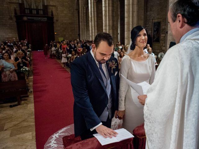 La boda de Javier y Bárbara en Vilamarxant, Valencia 27