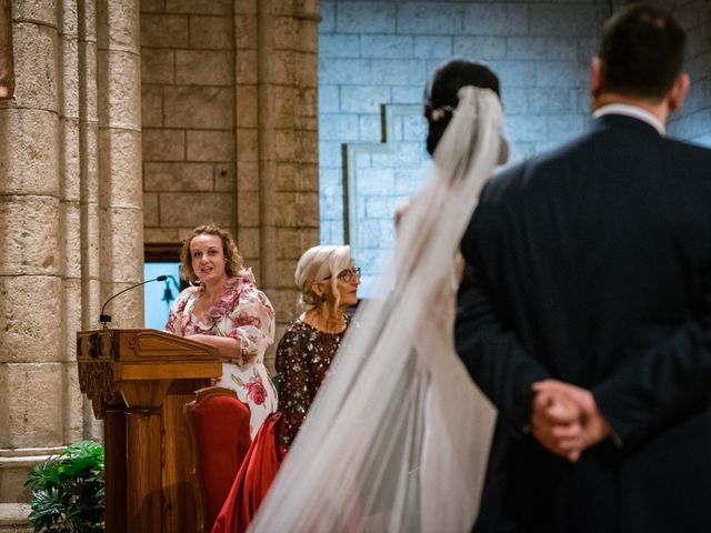La boda de Javier y Bárbara en Vilamarxant, Valencia 29