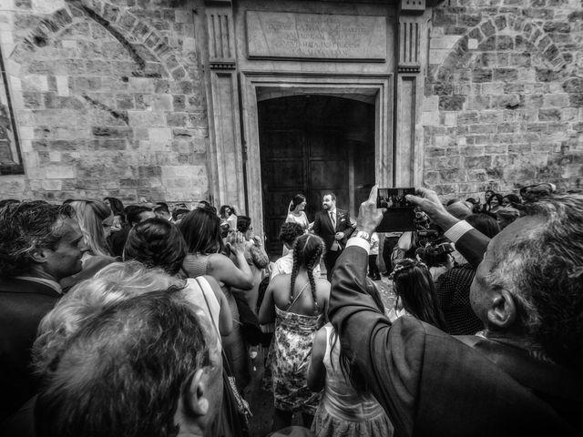 La boda de Javier y Bárbara en Vilamarxant, Valencia 33