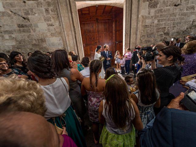 La boda de Javier y Bárbara en Vilamarxant, Valencia 34