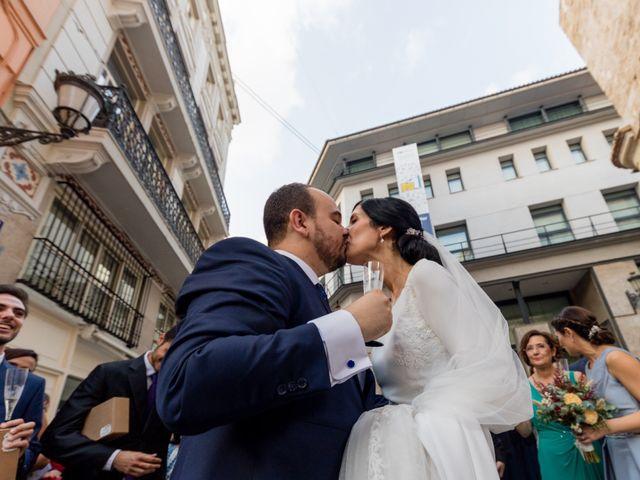 La boda de Javier y Bárbara en Vilamarxant, Valencia 36