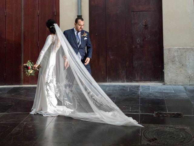 La boda de Javier y Bárbara en Vilamarxant, Valencia 38