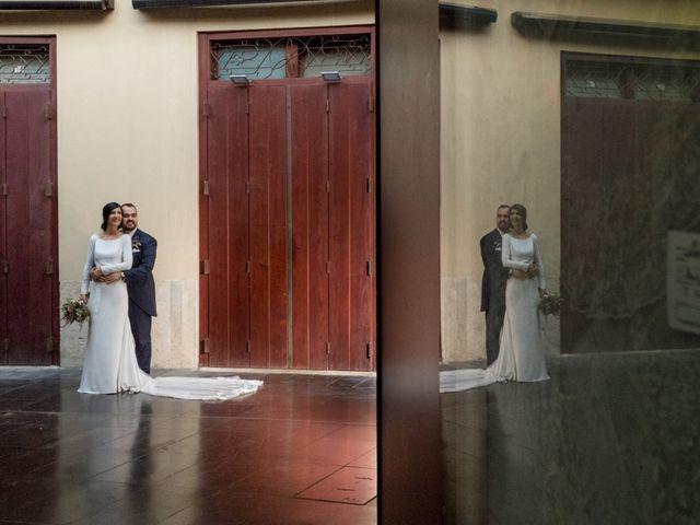 La boda de Javier y Bárbara en Vilamarxant, Valencia 39