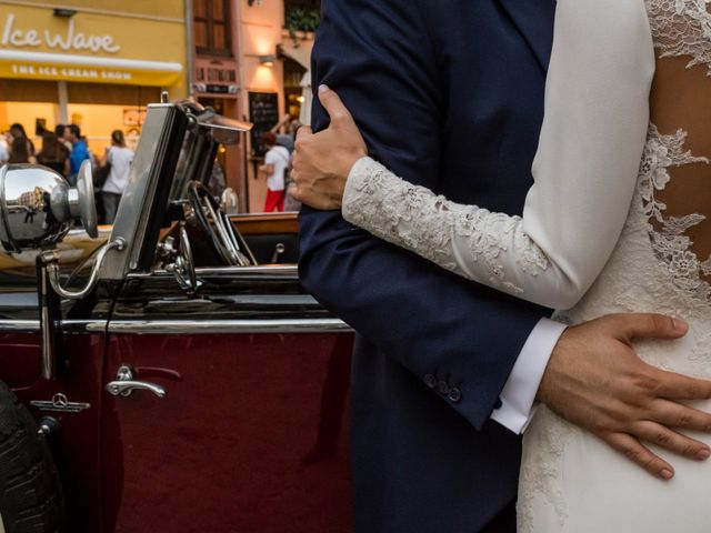 La boda de Javier y Bárbara en Vilamarxant, Valencia 43
