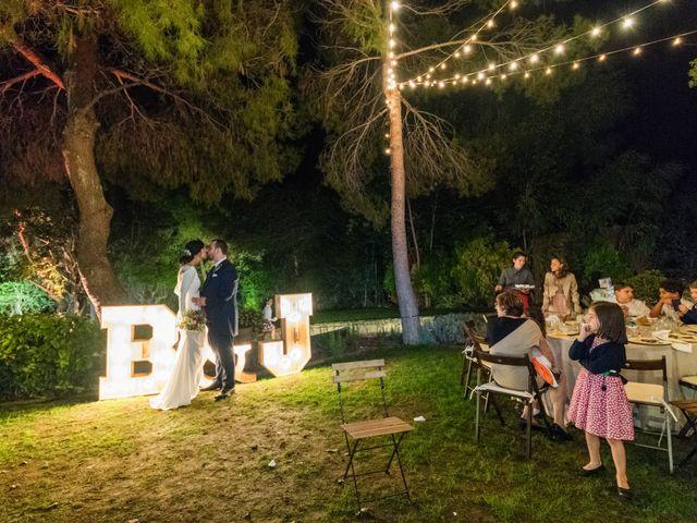 La boda de Javier y Bárbara en Vilamarxant, Valencia 50