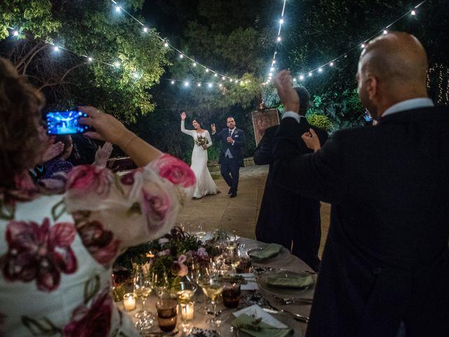 La boda de Javier y Bárbara en Vilamarxant, Valencia 51