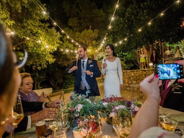 La boda de Javier y Bárbara en Vilamarxant, Valencia 52