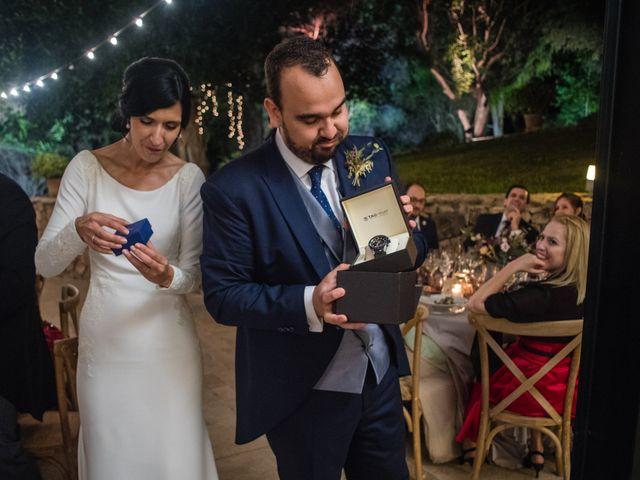 La boda de Javier y Bárbara en Vilamarxant, Valencia 57