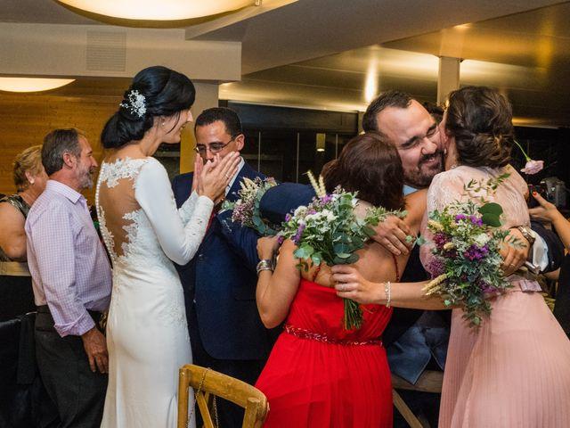 La boda de Javier y Bárbara en Vilamarxant, Valencia 60