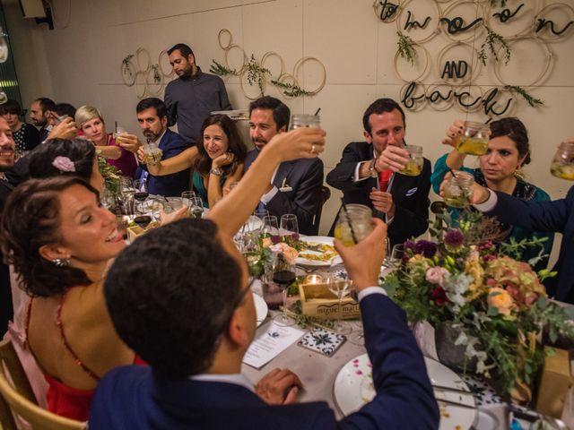 La boda de Javier y Bárbara en Vilamarxant, Valencia 64
