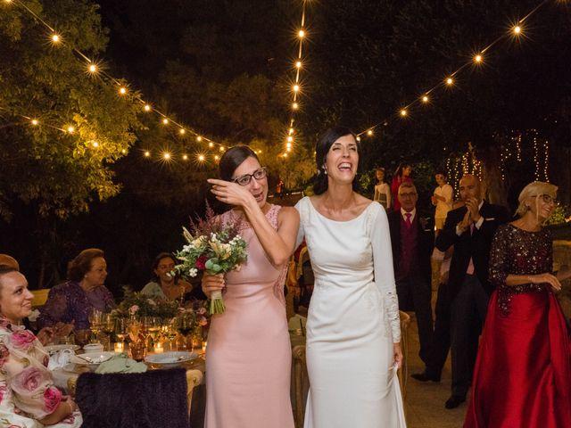 La boda de Javier y Bárbara en Vilamarxant, Valencia 67