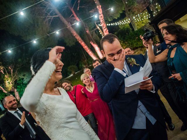 La boda de Javier y Bárbara en Vilamarxant, Valencia 71