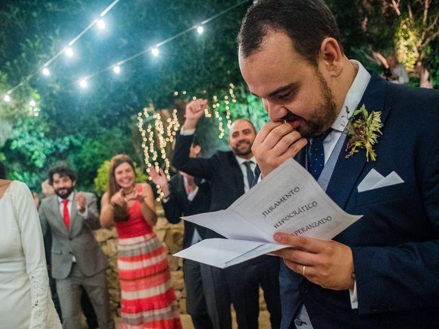 La boda de Javier y Bárbara en Vilamarxant, Valencia 72