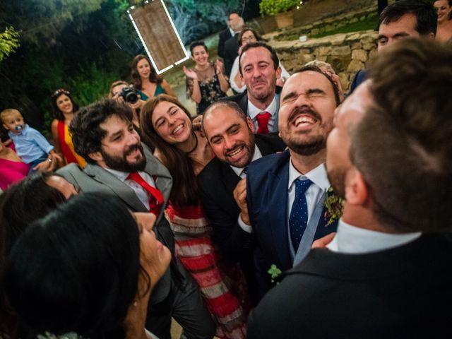 La boda de Javier y Bárbara en Vilamarxant, Valencia 73