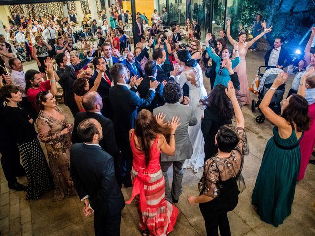 La boda de Javier y Bárbara en Vilamarxant, Valencia 1