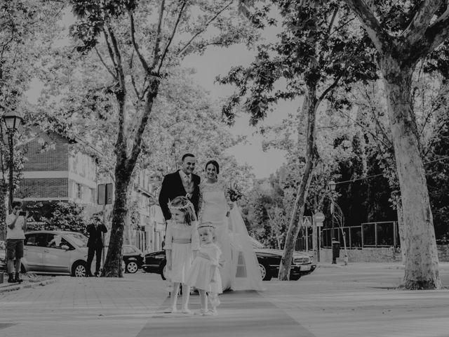 La boda de Alfredo y Fabiola en Madrid, Madrid 68